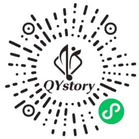 QYstory音乐生活馆小程序码